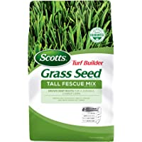 Deals on Scotts Turf Builder Grass Seed Tall Fescue Mix 3 lb