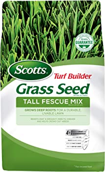 Scotts Turf Builder Grass Seed Tall Fescue Mix 3 Lb