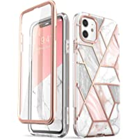 i-Blason Cosmo Series Case for iPhone 11 (2019 Release), Slim Full-Body Stylish Protective Case with Built-in Screen…