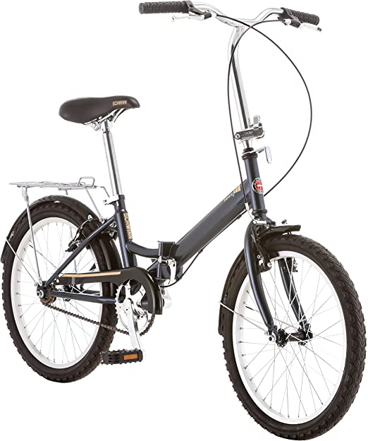 Best Budget Folding Bike: Schwinn Hinge Folding Bike