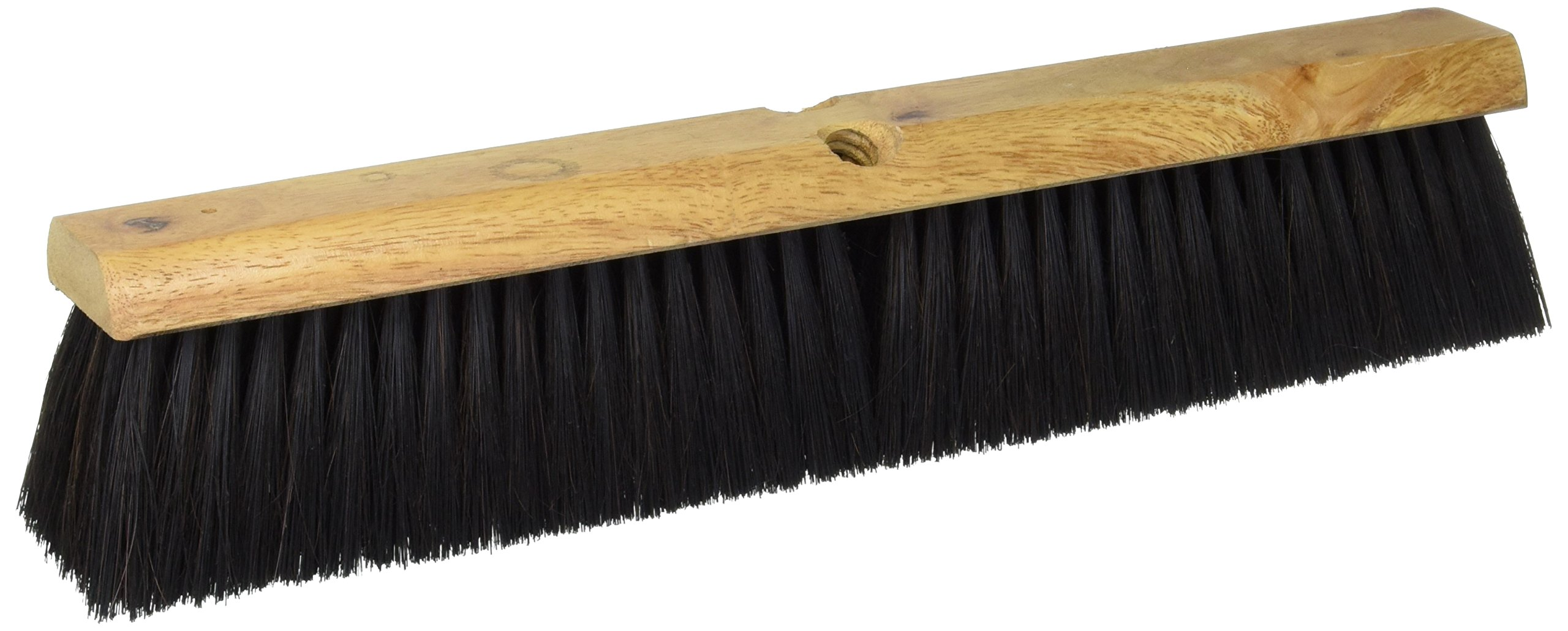 No. 9X Line Floor Brushes - 18'' floor brush w/m60horsehair p 2d04b1d