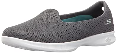 Skechers Performance Women's Go Step Lite-Origin Walking Shoe, Charcoal, ...