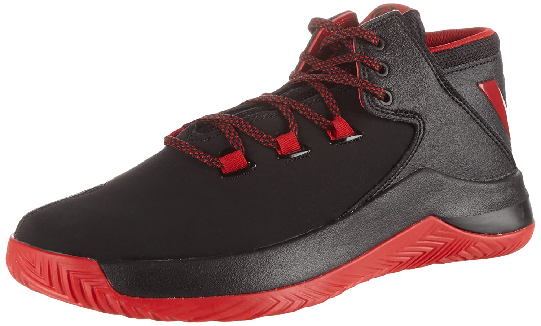 adidas メンズ B01N2LGJN2 10 D(M) US ブラックーレッド ブラックーレッド 10 D(M) US