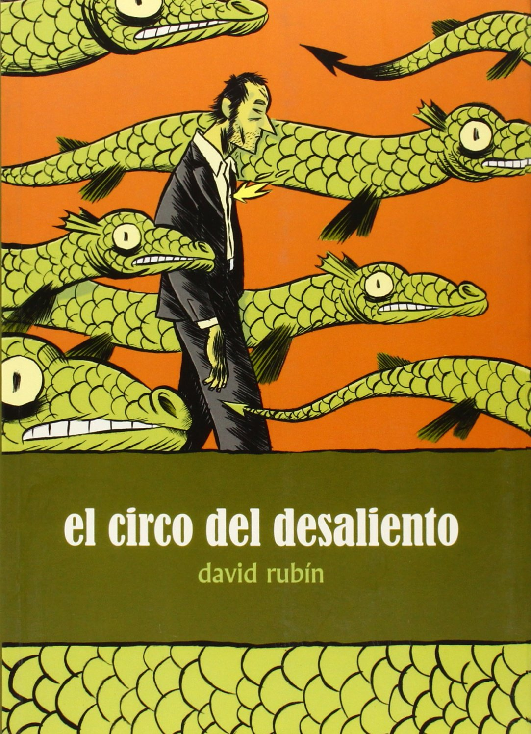 CIRCO DEL DESALIENTO, EL: DAVID RUBIN: 9789514664342: Amazon ...