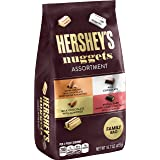 HERSHEY'S Nuggets Chocolate Candy Assortment, 16.7 Ounce