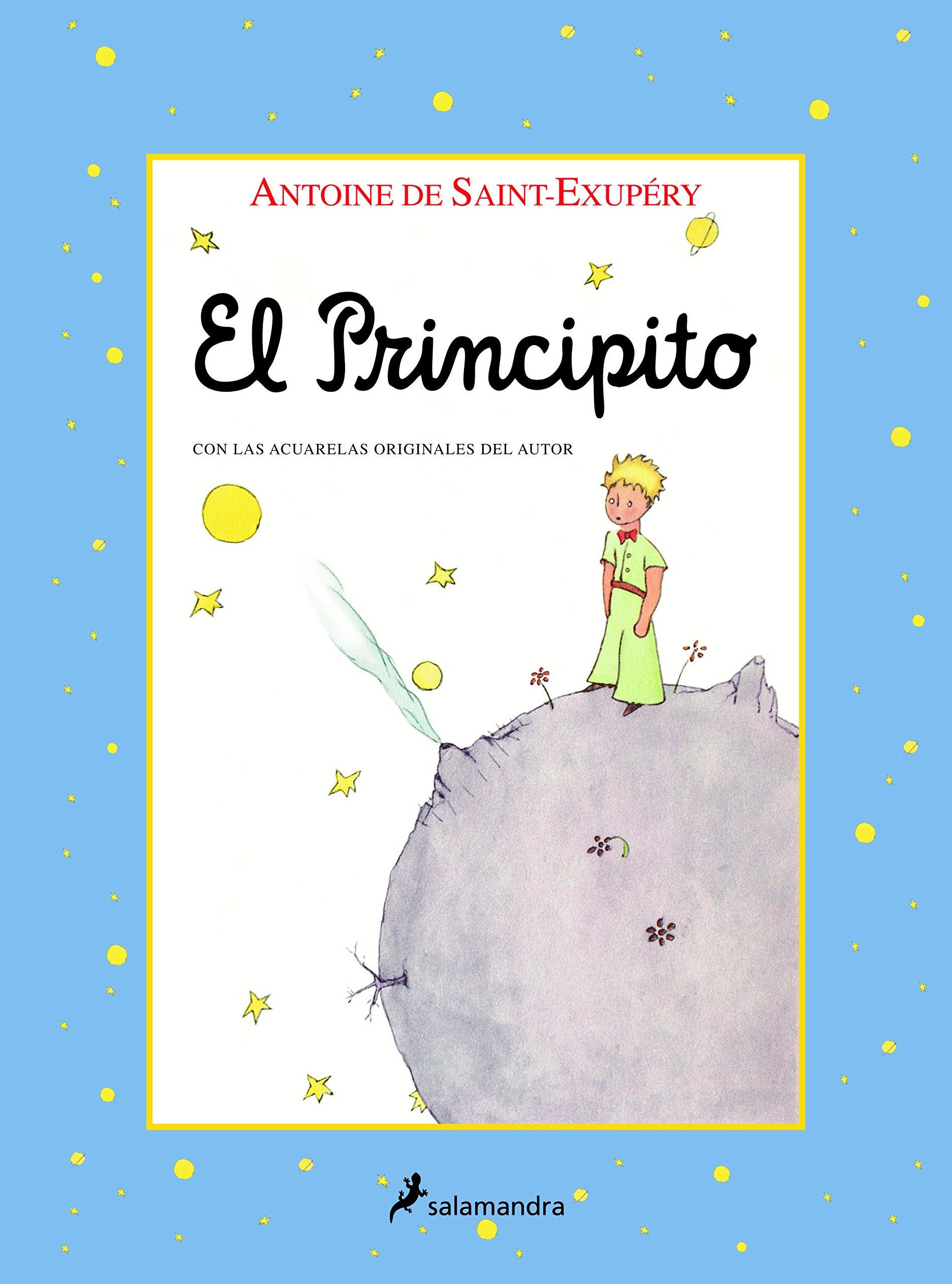 Download El principito (Spanish Edition) PDF ePub fb2 book