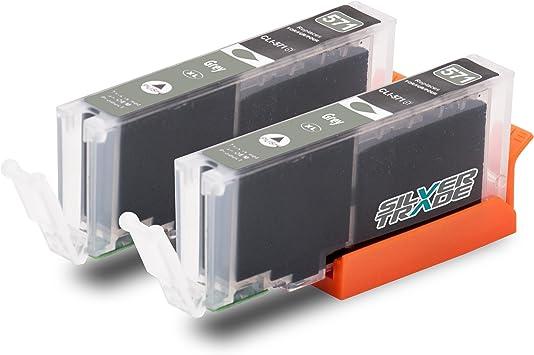 Ink Cartridges Compatible With Canon Cli 571xl Pgi 570xl For Canon Pixma Mg5750 Mg5751 Mg5752 Mg5753 Mg6850 Mg6851 Mg6852 Mg6853 Mg7750 Mg7751 Mg7752 Mg7753 Mg7752 Mg7753 Bürobedarf Schreibwaren