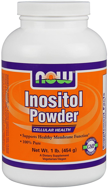 Inositol supplements