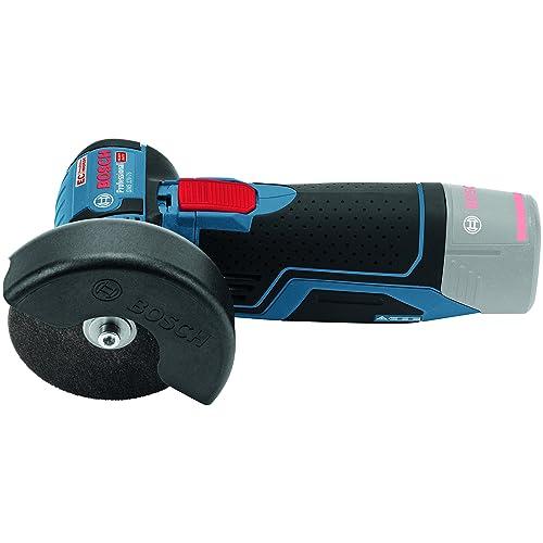 Bosch GWS 10,8-76 V-EC Professional - Tecnología De Litio: Gama 12 V