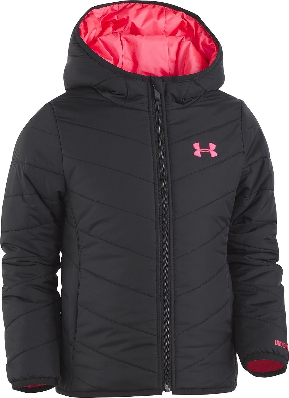 5ceeca5fcc95 Amazon.com  Under Armour Girls  Premier Puffer Jacket  Clothing