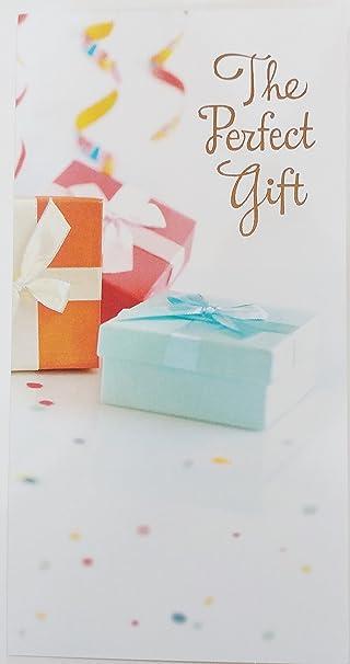 Amazon.com: El regalo perfecto – feliz cumpleaños dinero ...