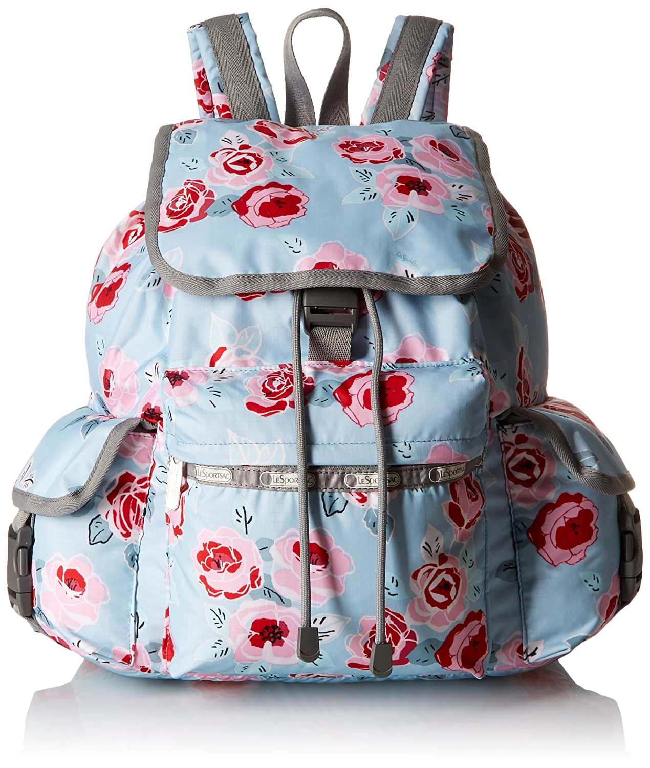 [レスポートサック] リュック(VOYAGER BACKPACK ) VOYAGER BACKPACK、軽量 7839 [並行輸入品] B016963WY4 Garden Sky Rose Garden Sky Rose