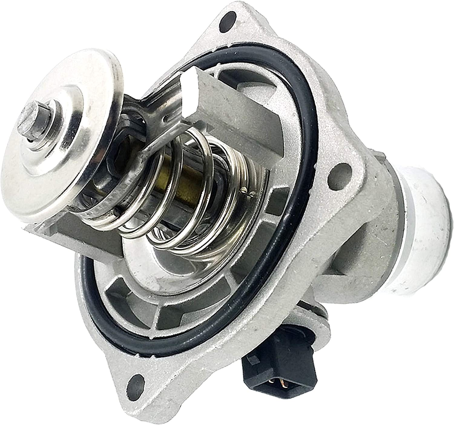New Thermostat Assembly For Land Rover Range Rover BMW 540i X5 740iL PEL000060