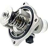 Housing BMW Engine Coolant Thermostat Seal Koolman OEM Quality 386 Sensor