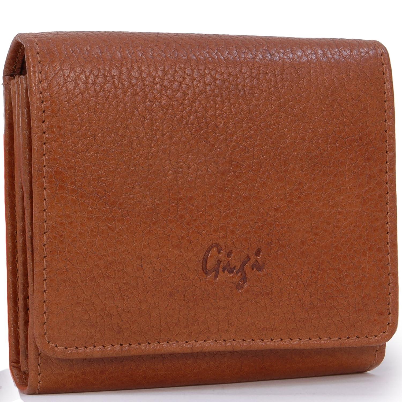 Porte-monnaie en cuir Giovanna 4285 signé Gigi 5060274974075