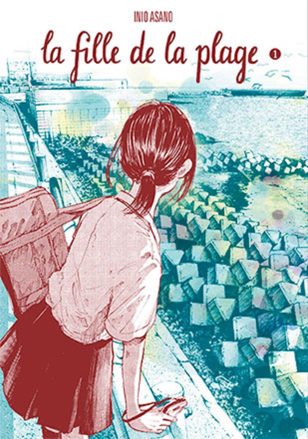 Amazon.fr - La fille de la plage, Volume 1 - Asano, Inio, Estager, Aurélien - Livres