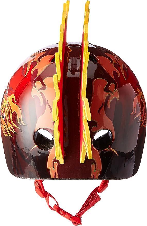 Disney Pixar CARS Blue Ultra Speed Child Bicycle Helmet Age 5-8 Bike Protection