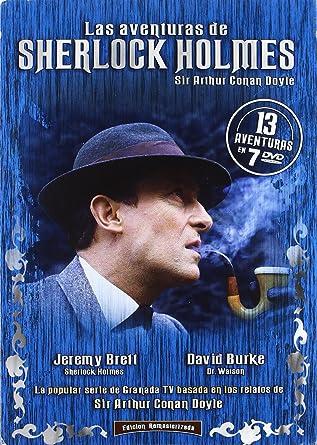 Pack Las Aventuras De Sherlock Holmes [DVD]: Amazon.es: Varios: Cine y Series TV