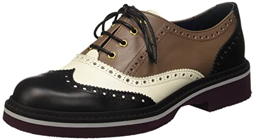 it Stringate Oxford Pollini Donna Amazon Basse Scarpe Sa10293g12td PHww0Tq4