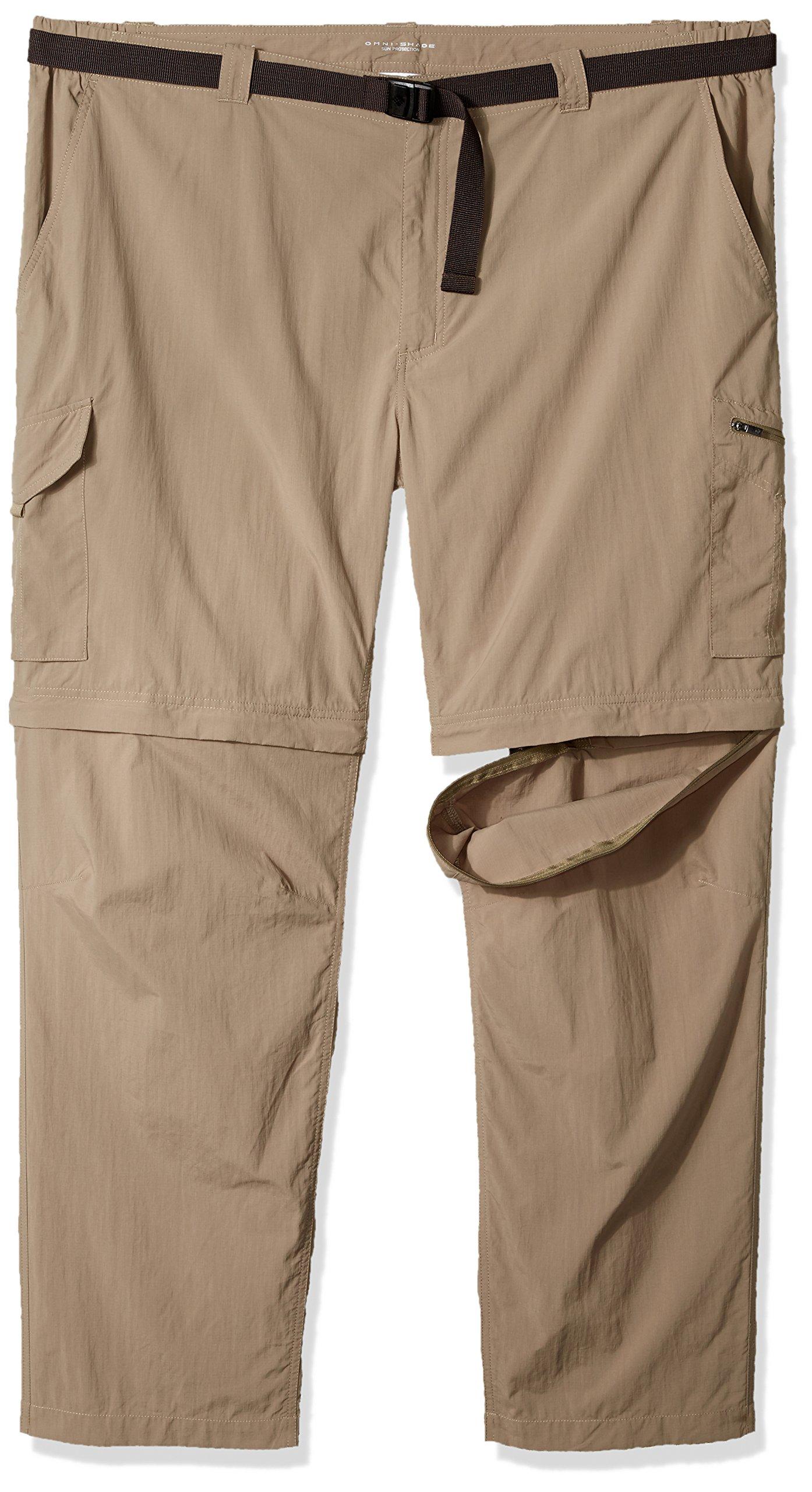 Columbia Men's Silver Ridge Big & Tall Convertible Pants, Sage, 44 x 34 by Columbia (Image #3)