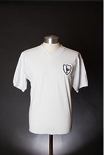 Oficial Retro Tottenham Hotspur 1978 Almirante 100% poliéster ...