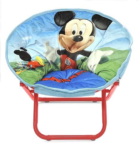 Amazon.com: Silla Mickey Mouse de Disney para bebé ...
