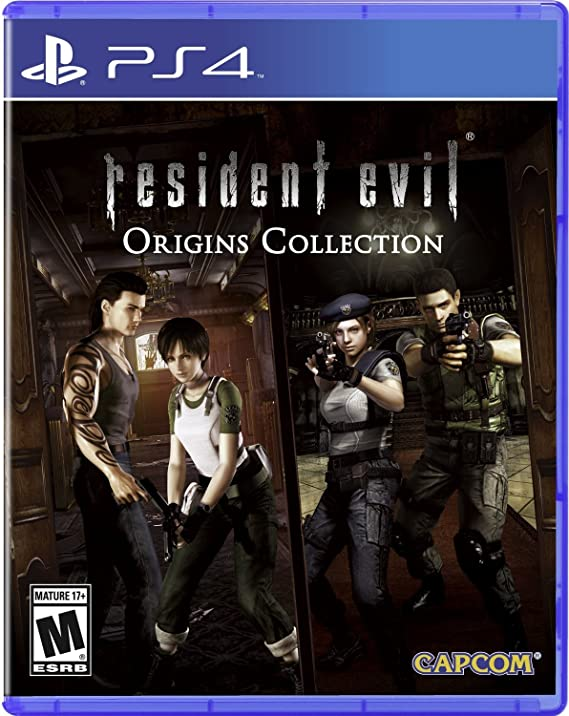 Resident Evil Origins Collection - PlayStation 4 Standard Edition ...