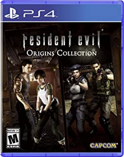 Amazon com: Resident Evil 2 - PlayStation 4: Capcom U S A Inc: Video