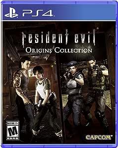 Resident Evil - Origins Collection - PlayStation 4