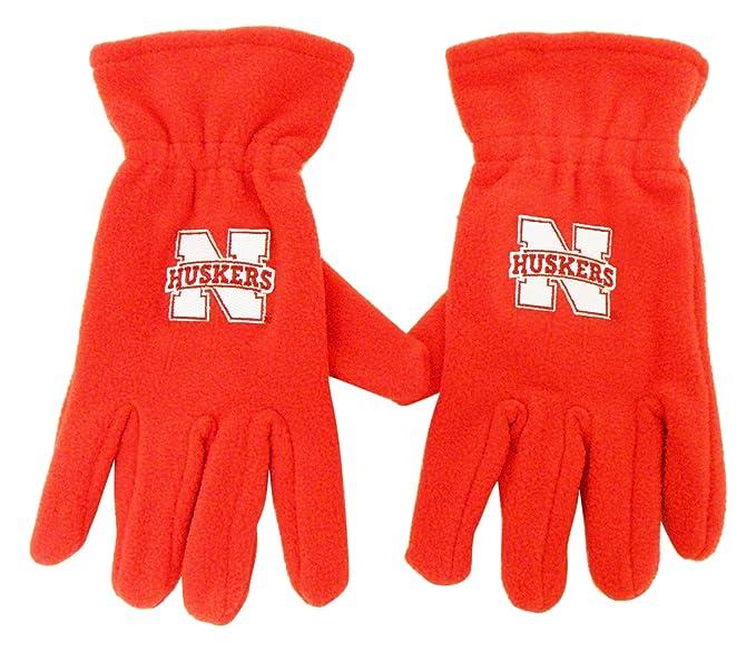 Donegal Bay NCAA Nebraska Cornhuskers Footie Red One Size