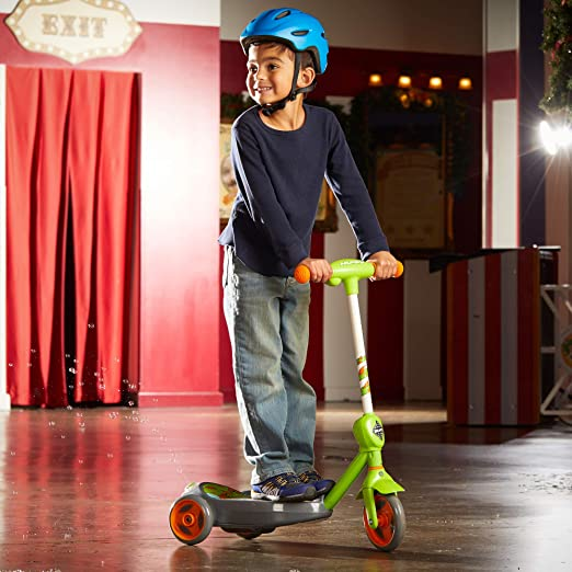 Amazon.com: Huffy - Patinete 2 en 1 (6 V), Estilo de dragón ...