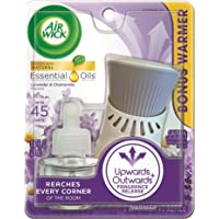 Air Wick Scented And Essential Oils Plug In Air Freshener (Lavender / Chamomile)