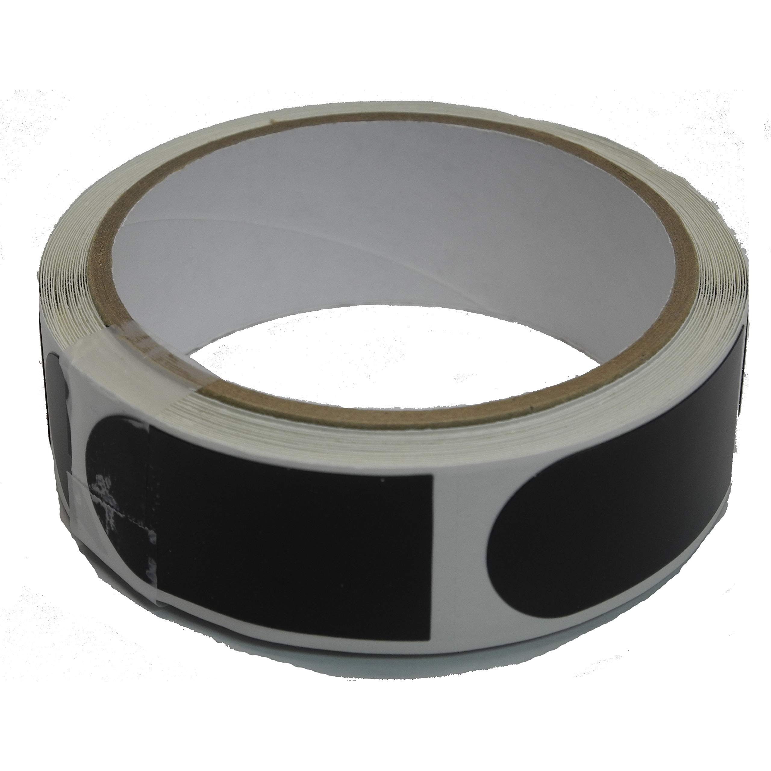 bowlingball.com Monster Bowling Tape 100-Piece Roll (Black Smooth, 1'')