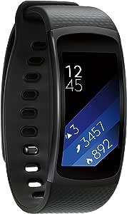 Samsung SM-R3600DANXAR Gear Fit2- Black, Small