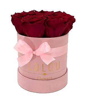 Idée Cadeau D Anniversaire.Coffret Roses Coffret Fleurs Cadeau D Anniversaire