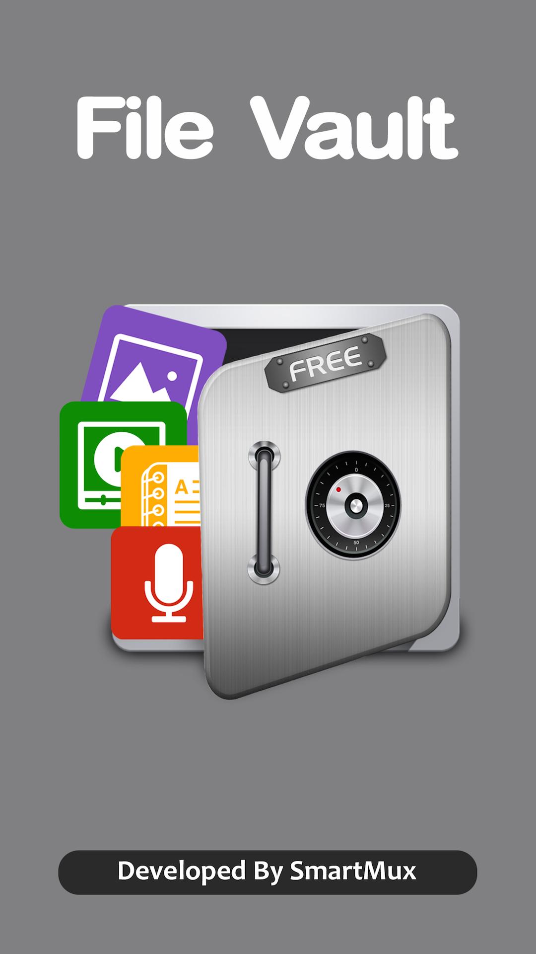 File Vault+Lock Photos+Videos