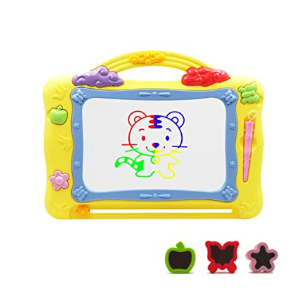Amazon Com Toys For 2 7 Year Old Kids Magnetic Doodle Board Toys