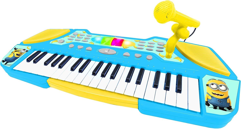 Disney Conjunto Musical 7 Instrumentos en 1, Juguete Infantil a Partir de 3 años