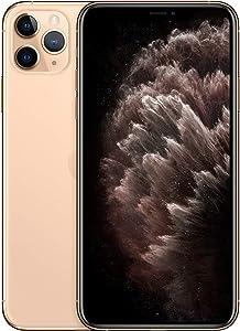 Apple iPhone 11 Pro Max 256GB - Oro - Desbloqueado (Reacondicionado)