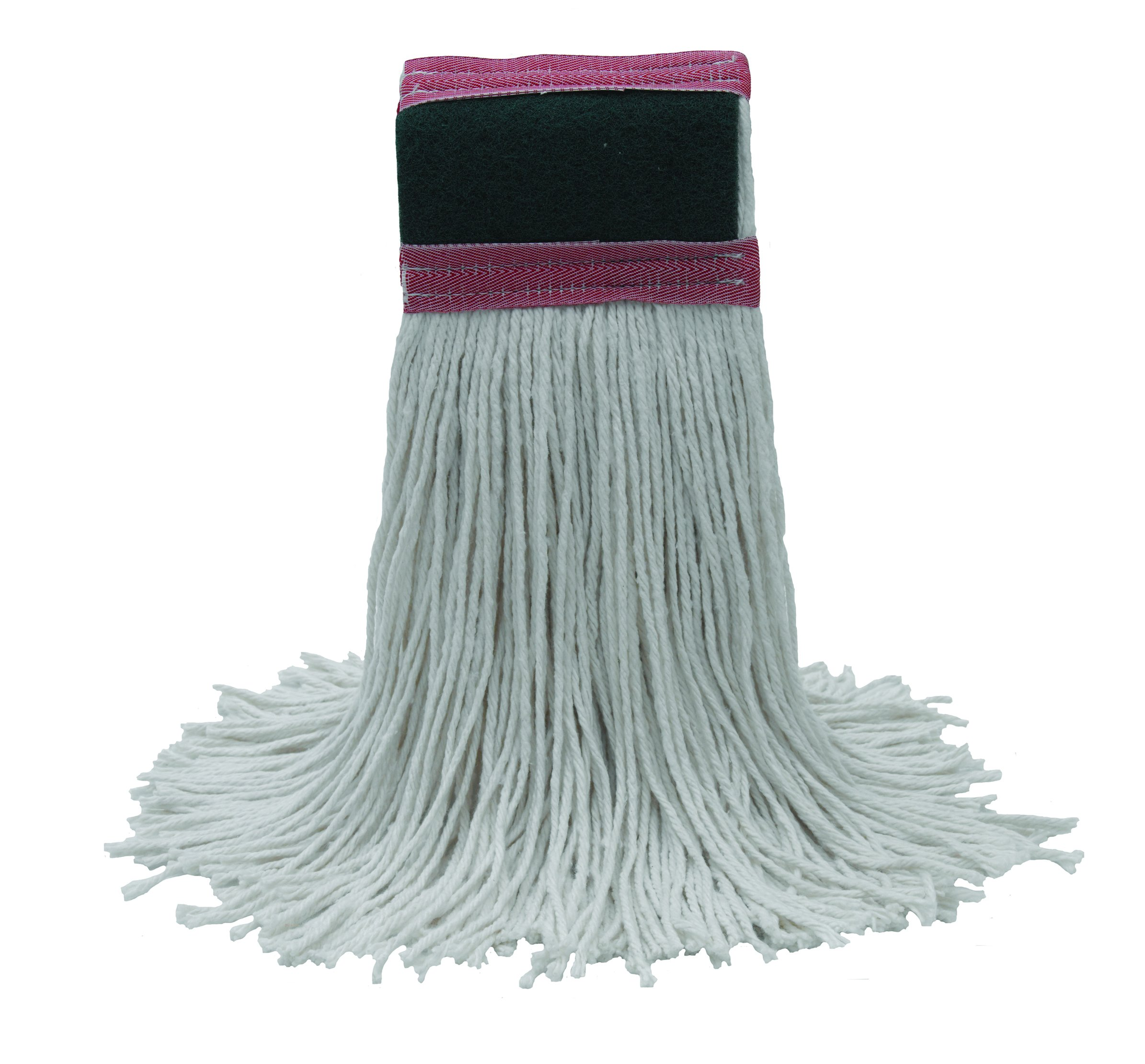 O'Cedar Commercial 97757 Neptune Rayon Mop with Scrub Pad, 24 oz (Pack of 12)