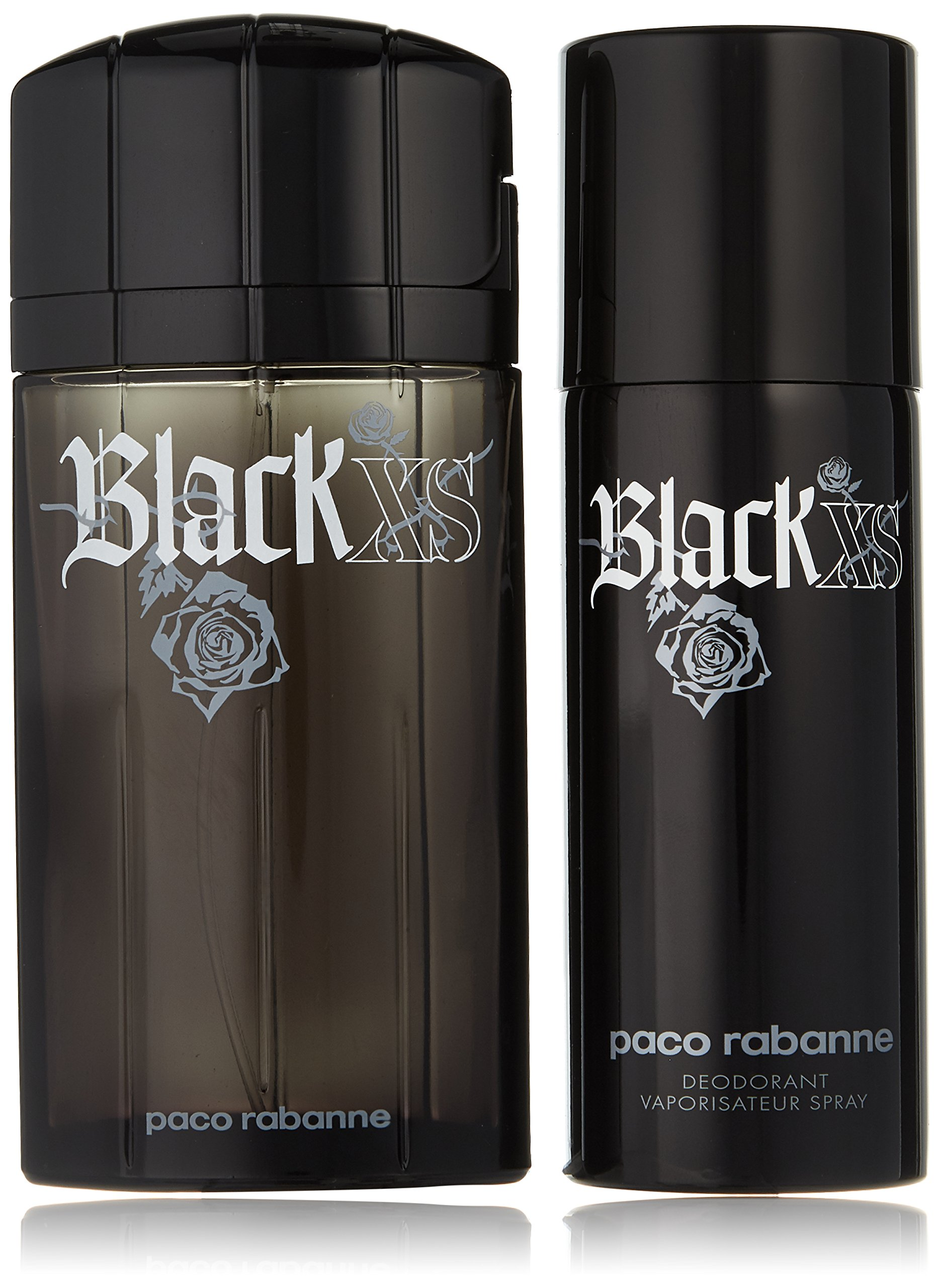 Paco Rabanne Black XS Fragrance Set, 2 Count