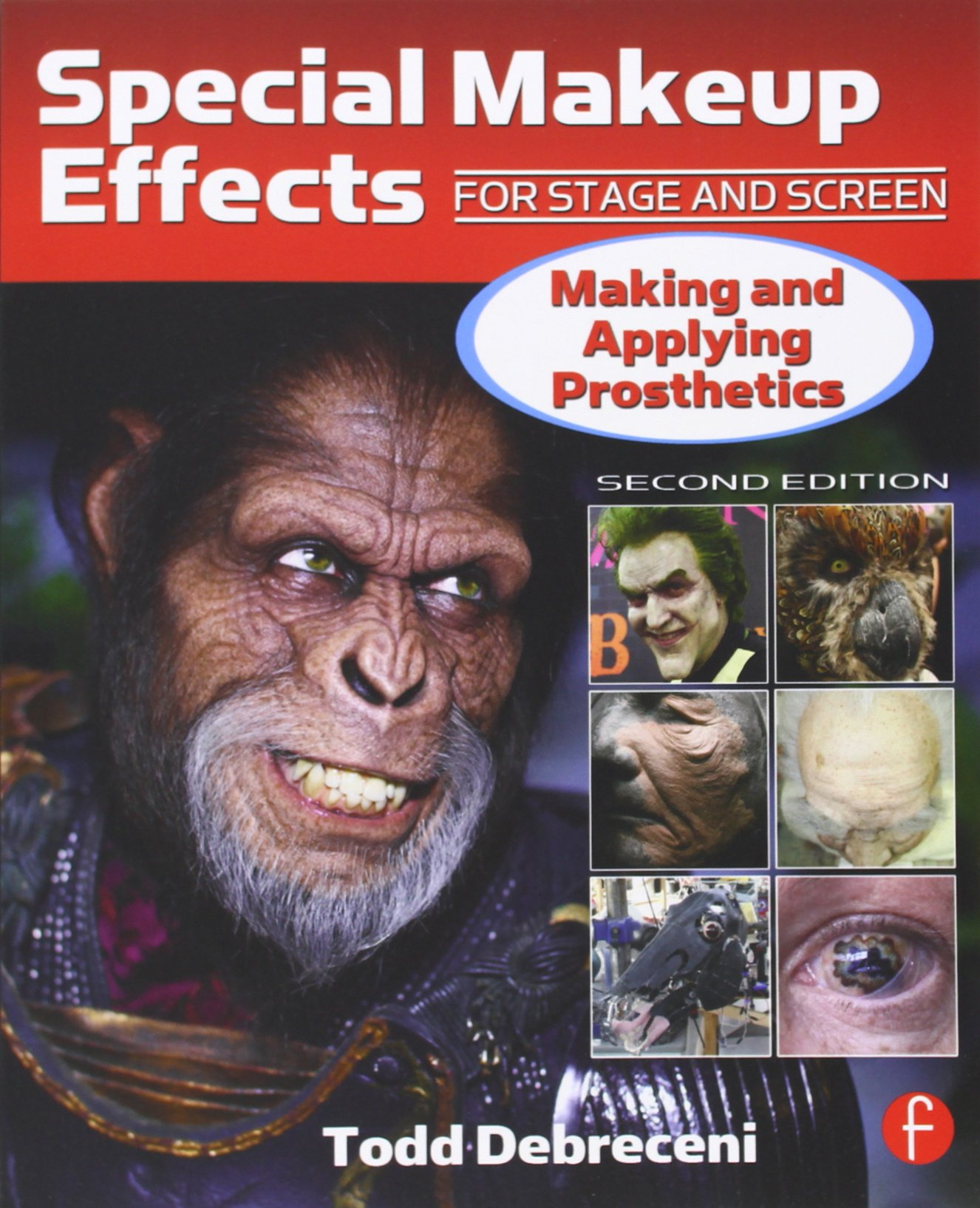 Special Effects Makeup Book