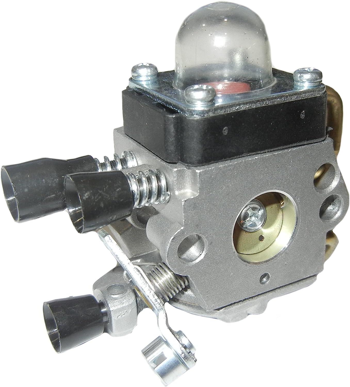 Carburetor Carb For Stihl FS38 HS45 FS45 FS46 FS55 KM55R FS74 FS75 FS76 Trimmer