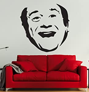 """Danny DeVito - It is Always Sunny in Philadelphia Wall Decal - Cinema Actor Decor - Movie Related Decoration CG104 (22"""" Width x 21"""" Height)"""