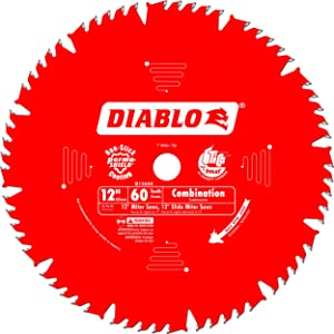 Diablo D1260X Combination Saw Blade
