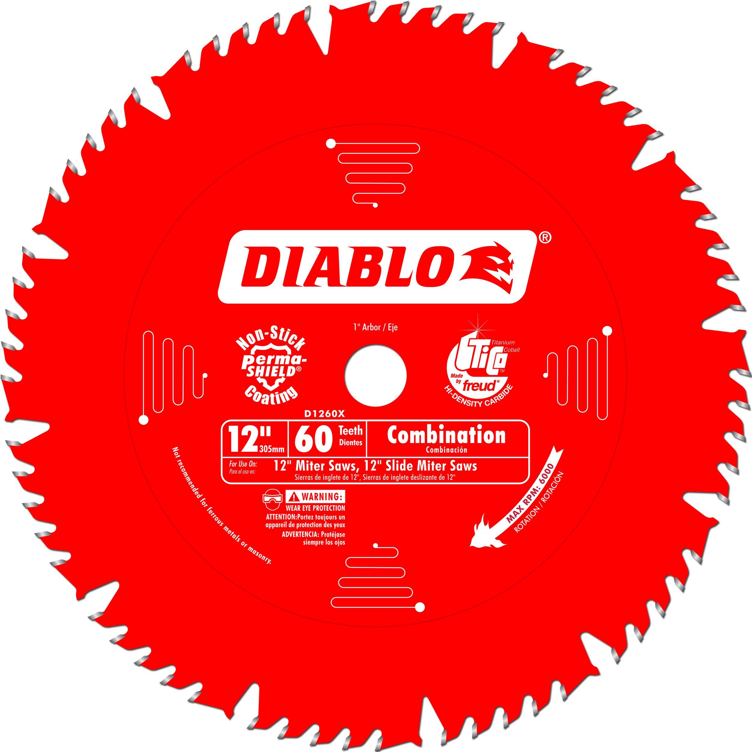 Disco Sierra Diablo Por Freud D1260x Ø305 60D E25 Uso Gral
