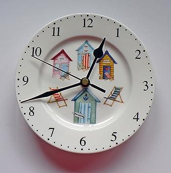 """Diseño de caseta de playa reloj – 6 """"diseño de casetas de playa reloj"""