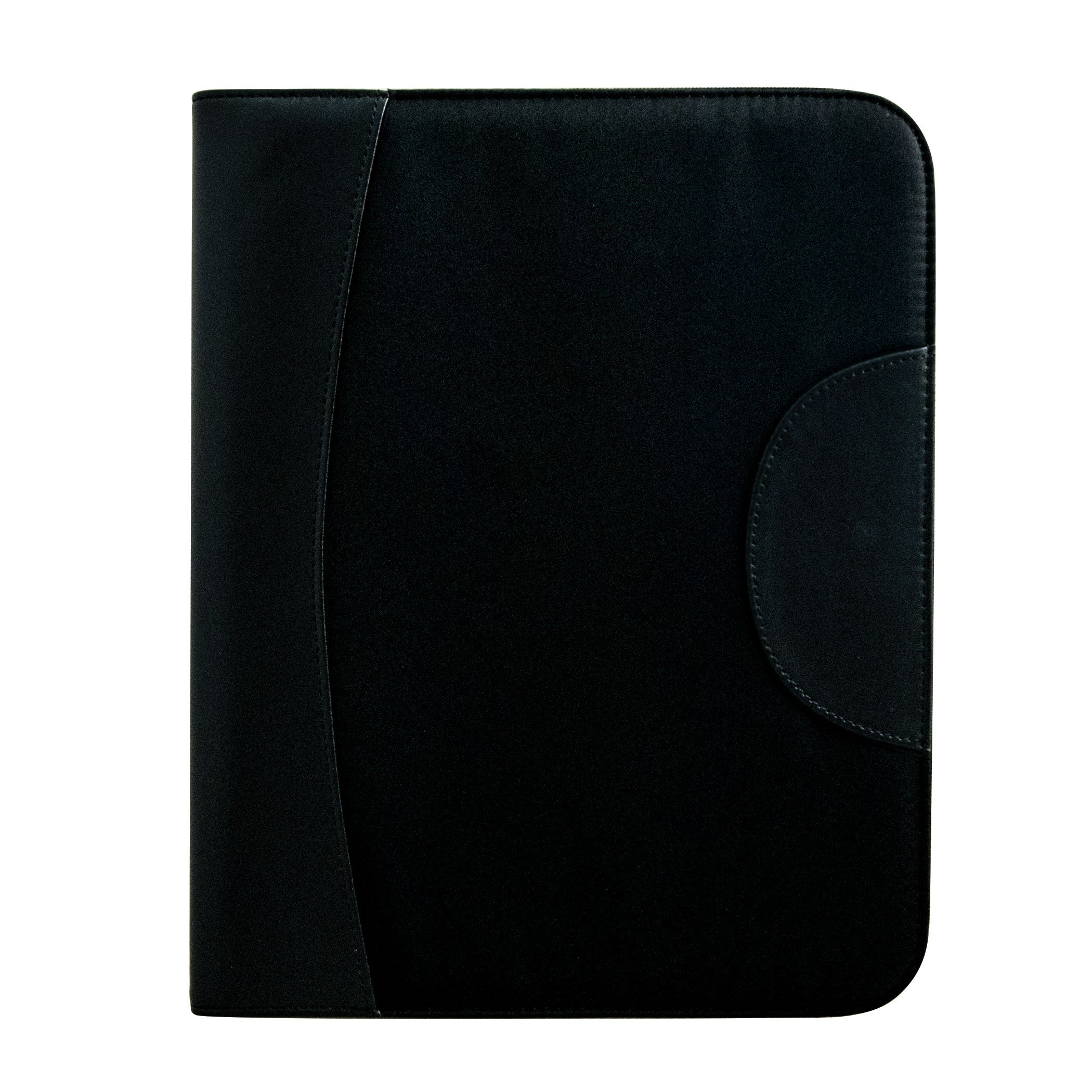 MONTEVERDE Monteverde 36 PC Zipper Pen Case; Black (1407)