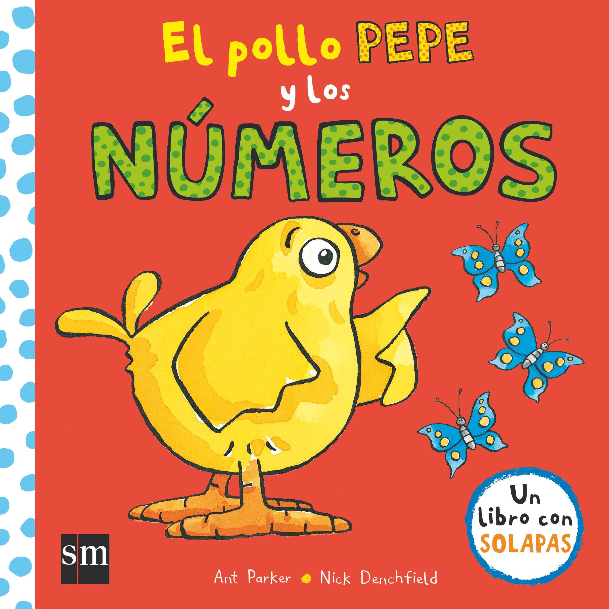 El pollo Pepe y los números El pollo Pepe y sus amigos: Amazon.es: Nick  Denchfield, Ant Parker, Patrycja Katarzyna Katarzyna Jurkowska: Libros