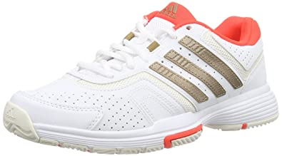 a637e3d9f8bc adidas Barricade Court, Women's Tennis Shoes: Amazon.co.uk: Shoes & Bags